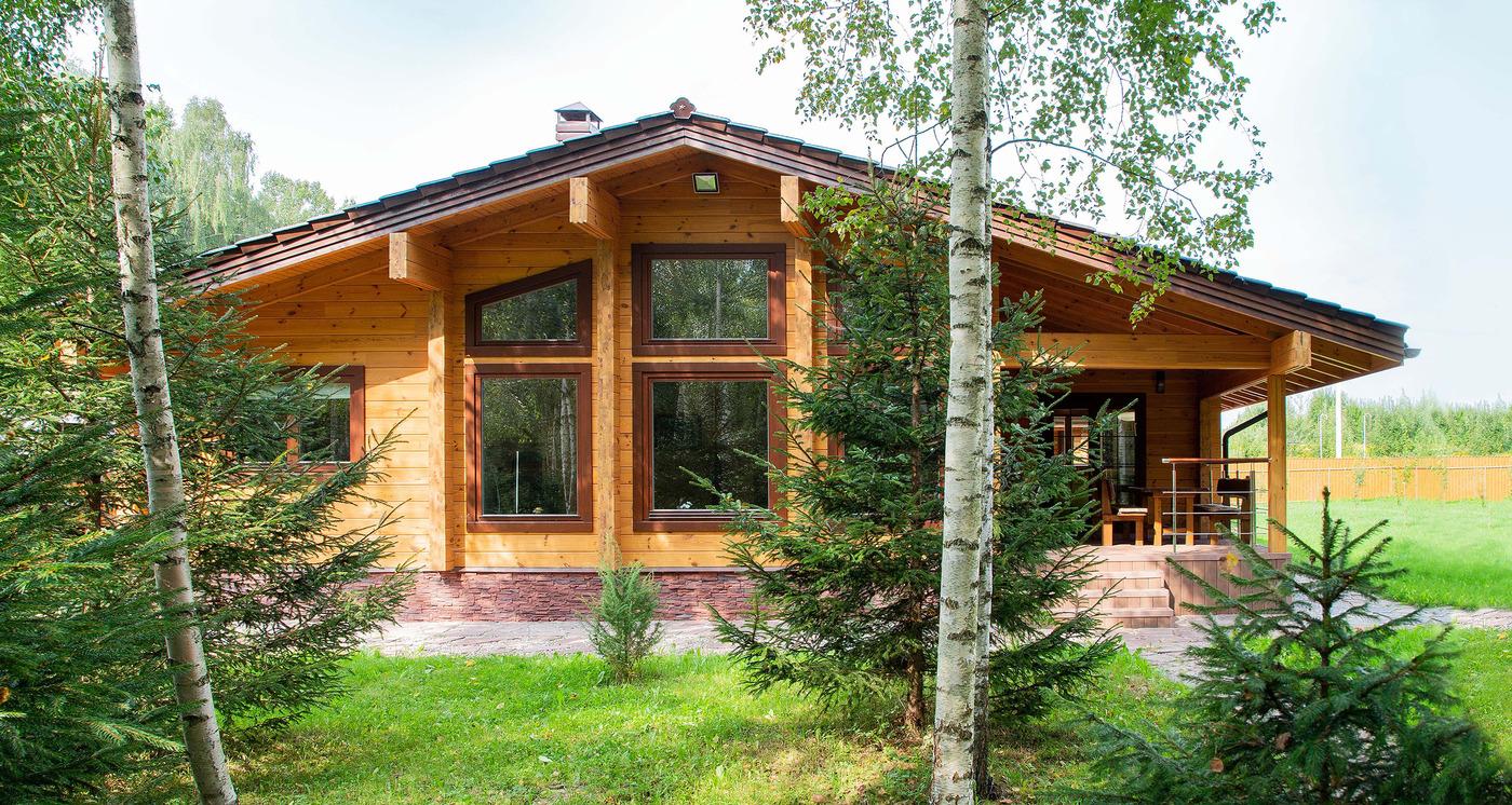 Где взять кредит на постройку деревянного дома в какой банк выгодно инвестировать